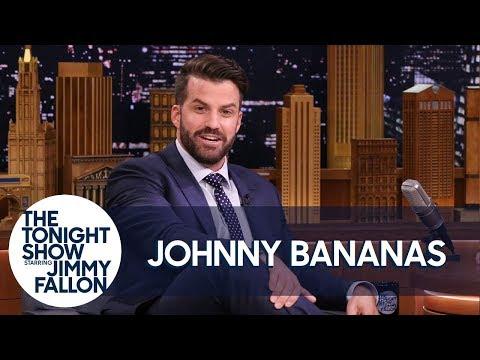 connectYoutube - Jimmy Fallon Yelled at Johnny Bananas for Speeding