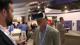 Up close with Samsung GearVR at Super Mobility Week