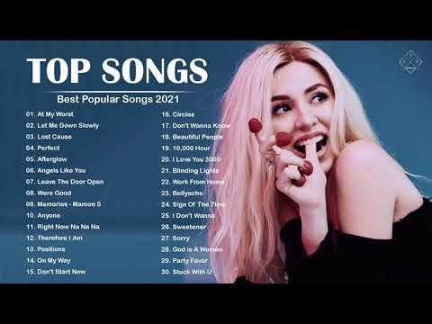 เพลงใหม่ล่าสุด-2021-🌞-เพลงสากล