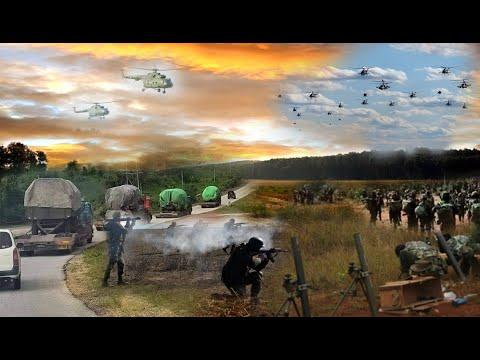 KIAKNDFรัฐคะฉิ่นเดือด!ทหารพม่า