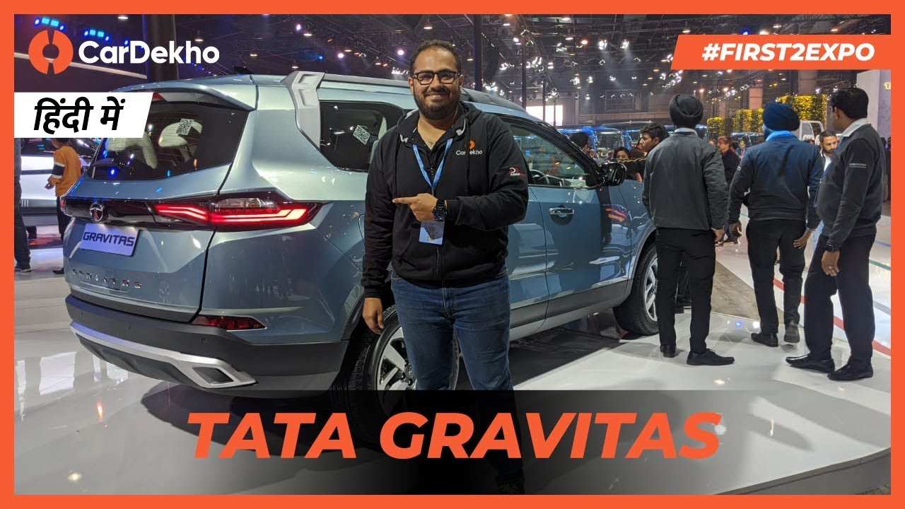 टाटा मोटर्स ग्रेविटास इंडिया | could it replace द safari?| detailed रिव्यू @ ऑटो expo 2020