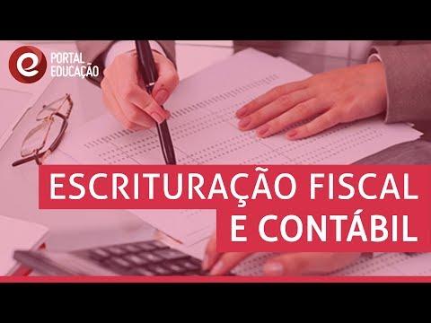 Escrituração Fiscal e Contábil | Curso