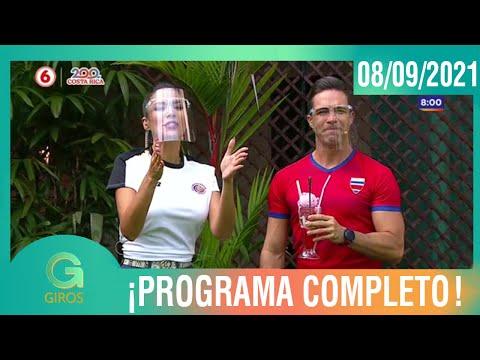Giros: Programa del 08 de Septiembre 2021