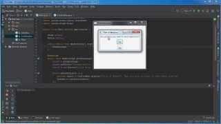 JavaFX Java GUI Tutorial - 6 - Communicating Between Windows
