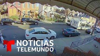 Fue a cobrar la renta a su inquilino y murió al ser empujado por las escaleras   Noticias Telemundo