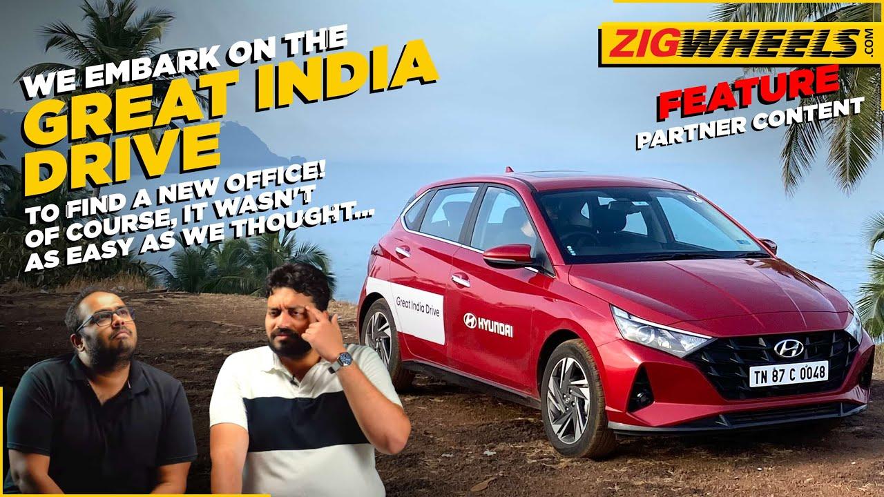 2021 great इंडिया drive ft. हुंडई i20: रश for ए न्यू normal! (partner content)