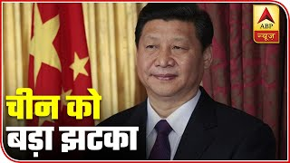 Big blow to Chinese economy as Indian telcos suspend crores worth tender - ABPNEWSTV