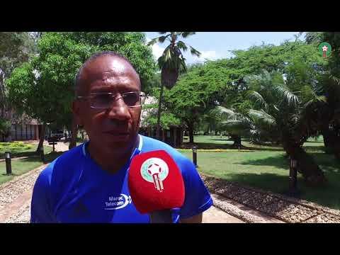 تصريح طبيب المنتخب الوطني للفتيان سعيد زكيني بعد مباراة السنغال