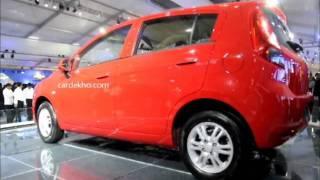 Chevrolet SAIL U-VA: Features