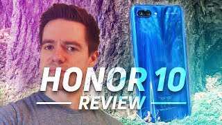 Honor 10 Review - Something's got to give