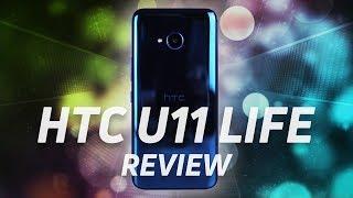 HTC U11 Life (with HTC Sense) Review