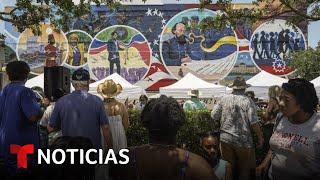 Varias ciudades de EE.UU. acogieron la primera celebración del 'Juneteenth'