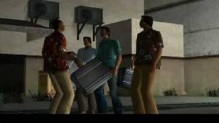 Прохождение GTA: Vice City Миссия #1 - В начале...
