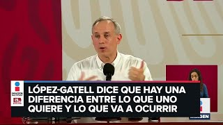 Continúa el incremento de contagios por Covid-19 en México