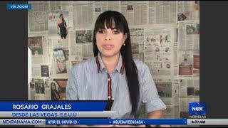 Entrevista a la periodista Rosario Grajales desde Las Vegas, EE.UU