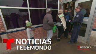 Texas tendrá que continuar recibiendo refugiados tras bloque de orden ejecutiva   Noticias Telemundo