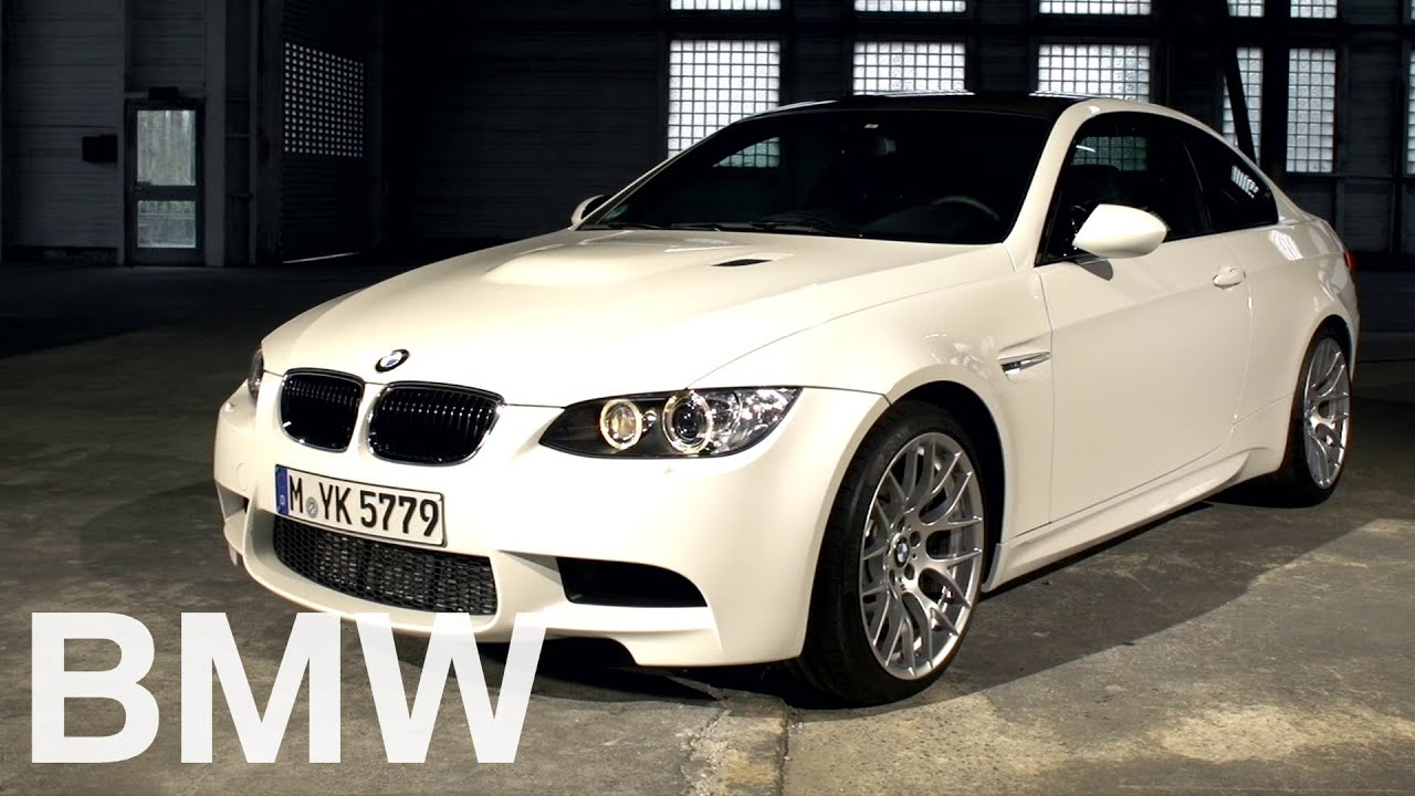The BMW M3 (E92) film. Everything about the fourth generation BMW M3.