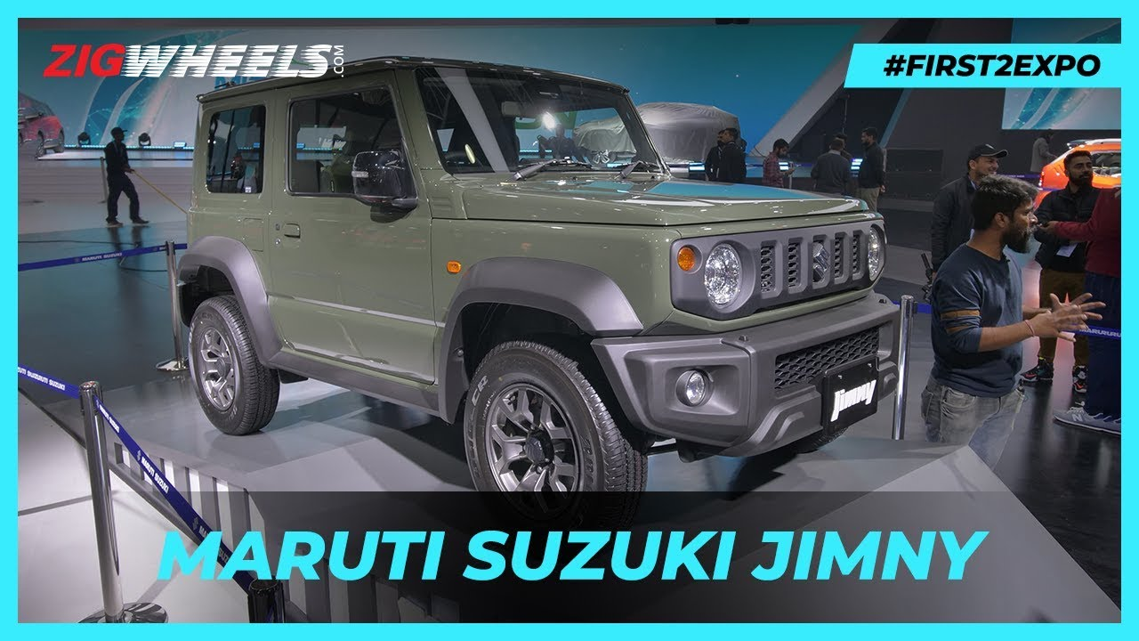Maruti Suzuki Jimny In India! | The Tough Maruti We WANT | ZigWheels.com