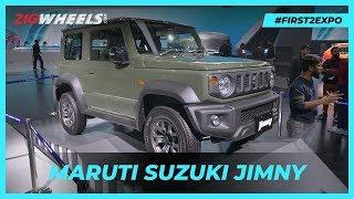 Maruti Suzuki Jimny In India! | The Tough Maruti We WANT | ZigWheels.com