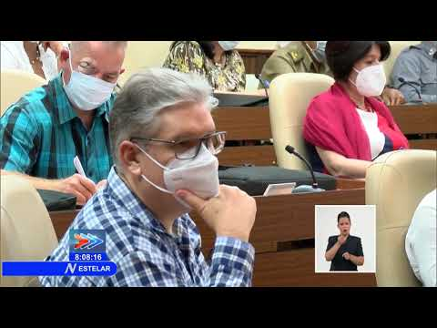 Encabeza presidente de Cuba reunión del Grupo Temporal de Trabajo para enfrentamiento de COVID-19