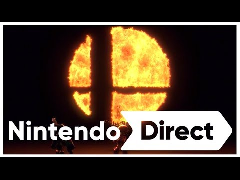 connectYoutube - SMASH BROTHERS SWITCH!!! Kinda Funny Nintendo Direct Live Reactions