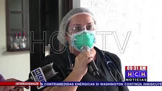 Galenos del Hospital Regional de Occidente denuncian que no les permiten hacerse prueba PCR #Resumen