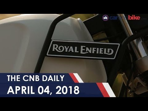 Royal Enfield Announces Big Investment | JLR To Launch 10 Cars In 2018 | TVS Apache RR310 Price Hike