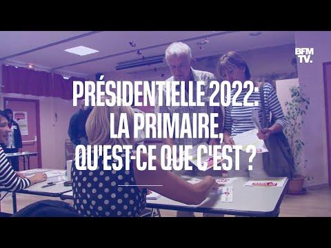 Présidentielle 2022: la primaire, qu'est-ce que c'est