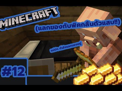 Minecraft-1.17-12-แลกของกับพิค