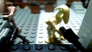 Lego Star Wars The Clone Wars battle 2