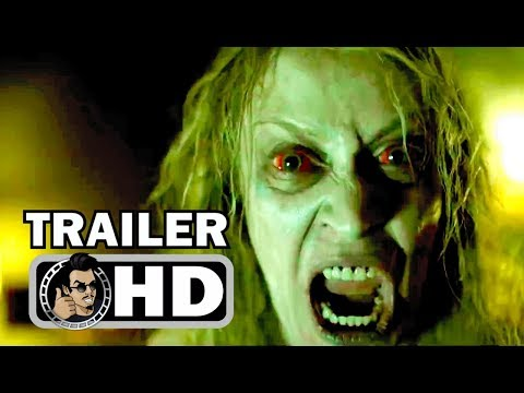 connectYoutube - GHOST STORIES Official Trailer #1 (2018) Martin Freeman Horror Movie HD