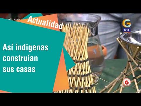 Con materiales resistentes y técnicas: Así indígenas construían sus casas   Actualidad