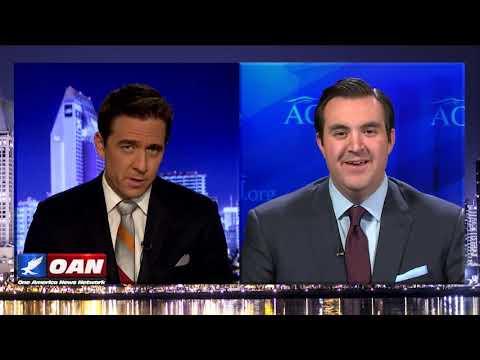 OAN speaks with Jordan Sekulow of the ACLJ