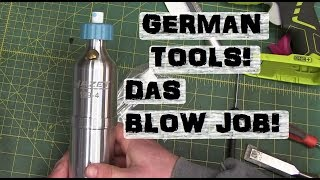 BOLTR: Hazet blow bottle | German Gadgets