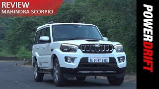 2018 Mahindra Scorpio : Whats Right and Whats Wrong : PowerDrift