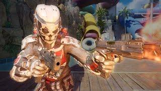 Call of Duty: Black Ops 3 Awakening Bot Hunt Challenge