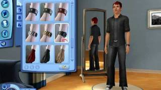 The Sims 3 PC Walkthrough Part 1 - Creating A New Character
