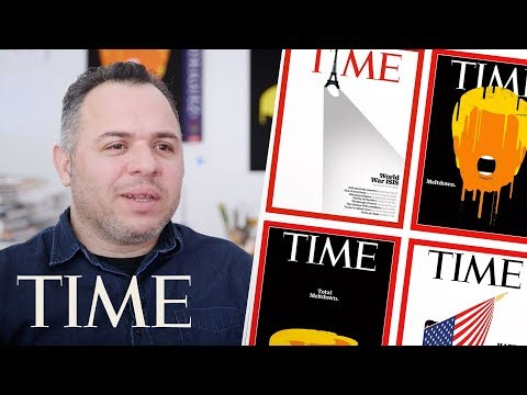 Edel Rodriguez, TIME Cover Artist, On Why He Works In News And Political Art   TIME