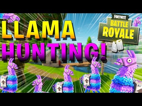 HUNTING FOR LLAMAS AND WINS w/Biffle & Dasha! (Fortnite Battle Royale Gameplay)