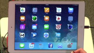 Organize your iPad by Adding Folders to Dock: iPad Today 224