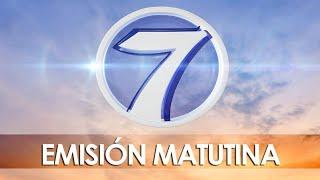 Noti 7 Matutina: Programa del 04 de Junio del 2021