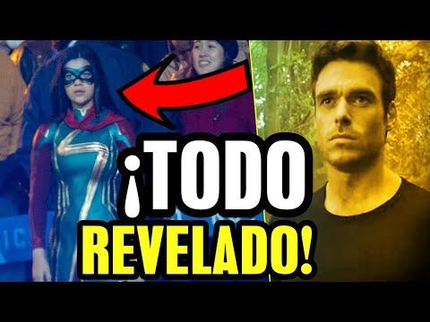 Increíble fase 4: The Marvel's, 4 Fantásticos confirmados, Eternos, Wakanda for ever