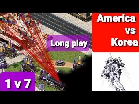America-v-Korea---1-v-7---#Roc