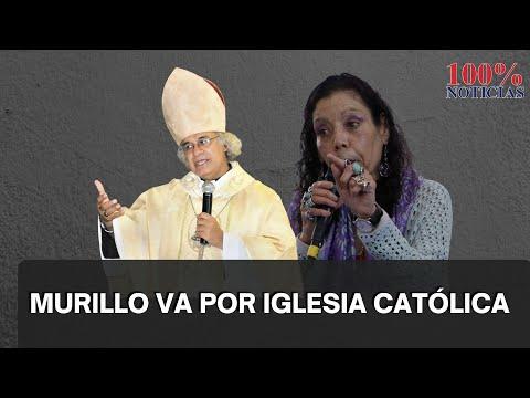 #URGENTE | Murillo va por iglesia católica, acusa a sacerdotes de recibir fondos para la muerte