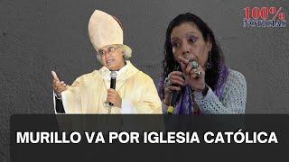 ???? #URGENTE | Murillo va por iglesia católica, acusa a sacerdotes de recibir fondos para la