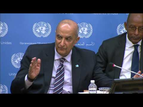 MaximsNewsNetwork: AFRICA WEEK at U.N.: SUATAINABLE DEVELOPMENT, FIRST 10-YEAR PLAN