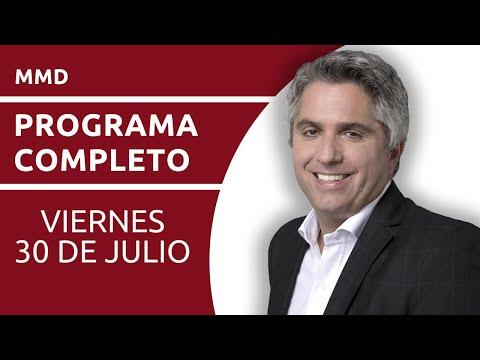 MMD - Programa Completo (30/07/2021)