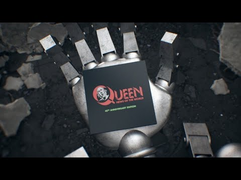 connectYoutube - Queen - News Of The World 40th Anniversary Edition Unboxing