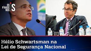 Piora a situação do colunista que quer a morte de Bolsonaro