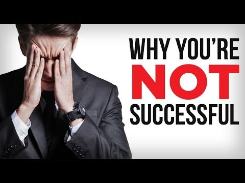 10 Simple Reasons Why You're NOT Successful | How To Go From Average To AWESOME